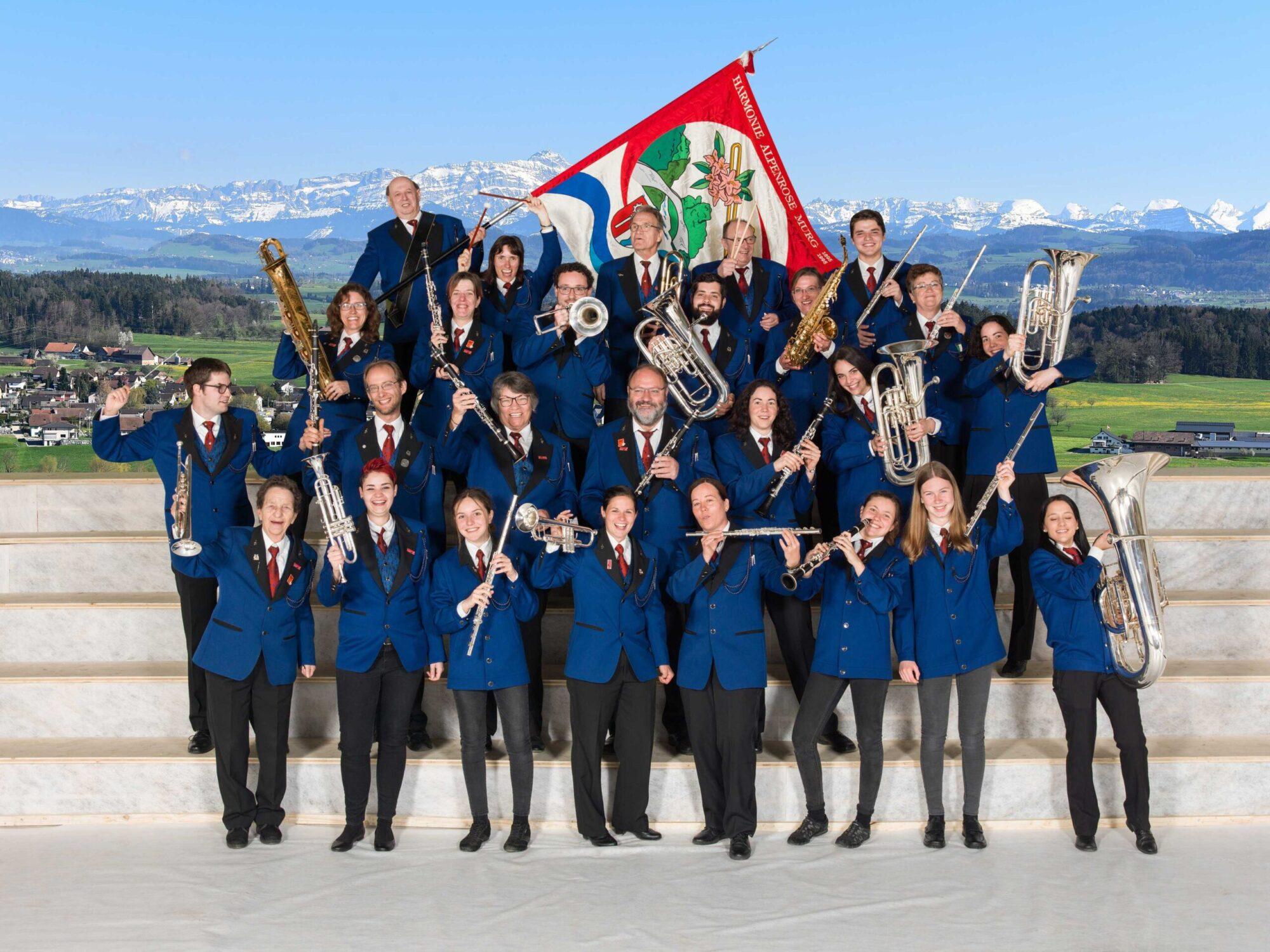 Harmonie Alpenrose Murg